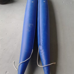 Поплавки цельноклеенные для парусного катамарана Простор
