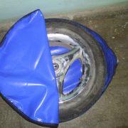 Чехол на колесо