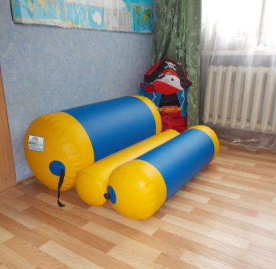 Детский надувной диван