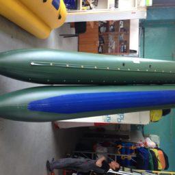 Поплавки цельноклеенные М 14 для самостоятельной постройки катамаранов и плотов