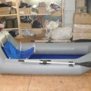 Надувная лодка охотника