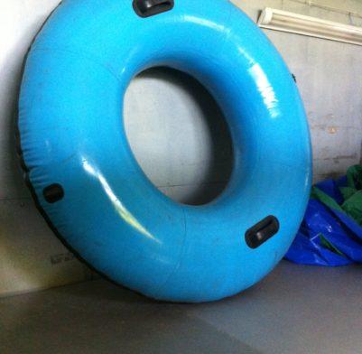 Надувной элемент для бамперной лодки