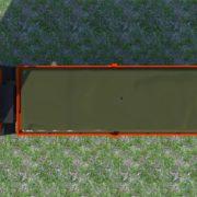 Резервуар для воды на автомобиле 01